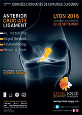 Lyon school of knee surgery 2016