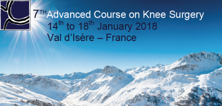 7th Advanced Course on Knee Surgery