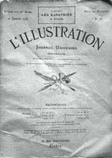 L'Illustration: Journal Universel - N° 3906, 76th year, 12 January 1918